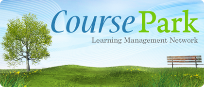 CoursePark Logo